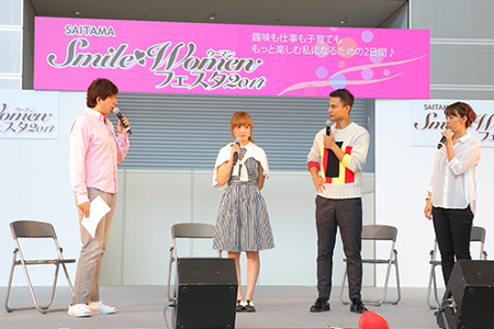 MAMACOLLECTION AT SMILE WOMENフェスタ2014 @さいたまスーパー
